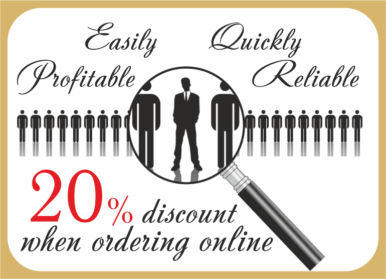 Website development of any complexity. 20% discount when ordering online.